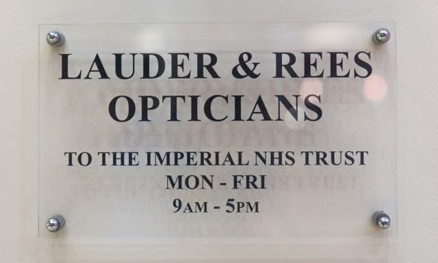 Lauder-and-Rees-Sign